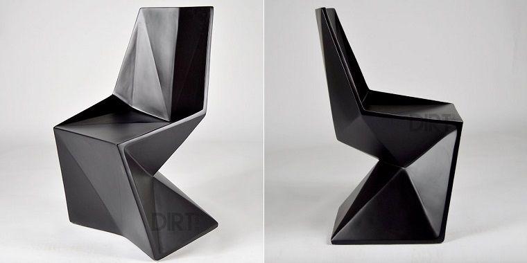 Charmant Geometric Chair Design   Buscar Con Google