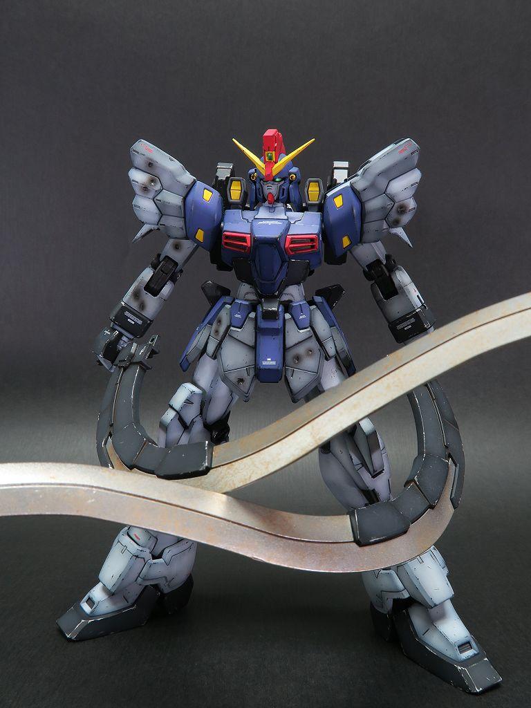 Gundam Accessory Sandrock Custom left arm