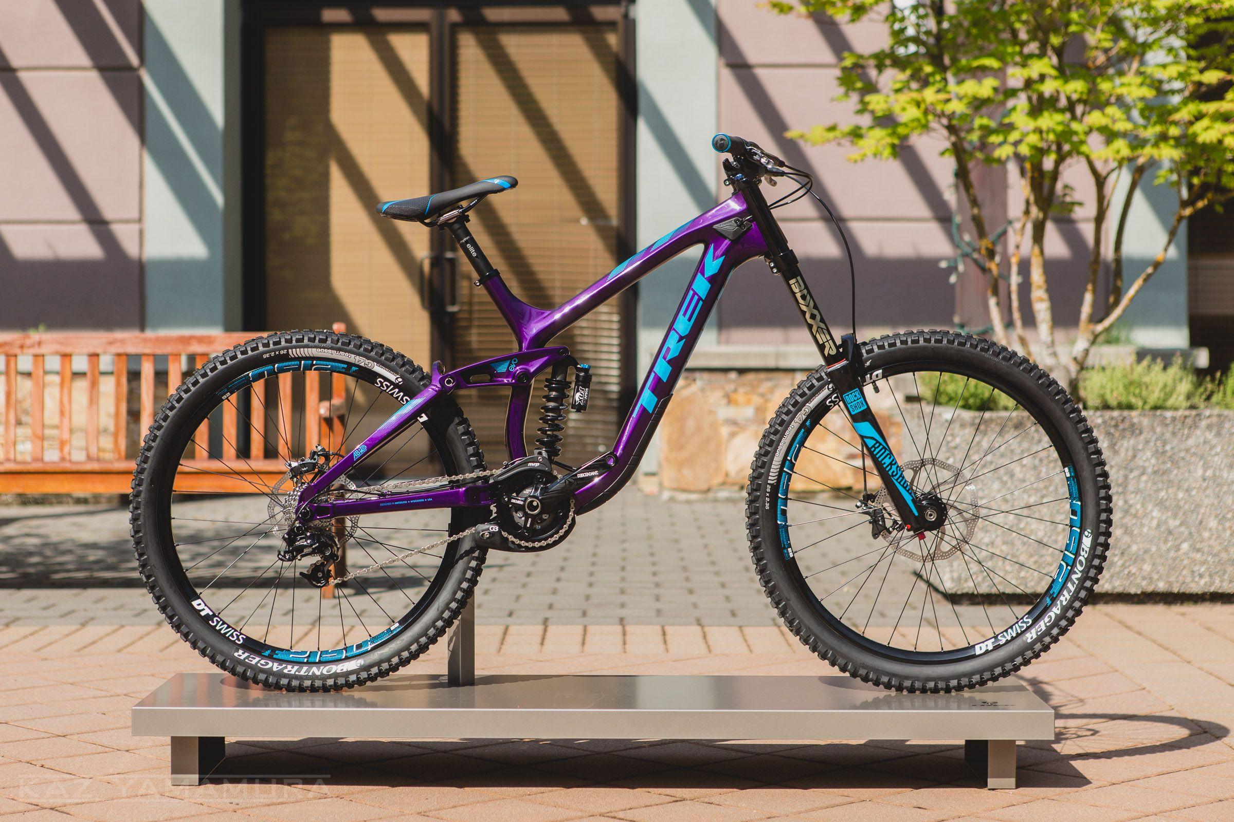 2015 Trek Session Park Stunt Bike Trek Bikes Bike Rider