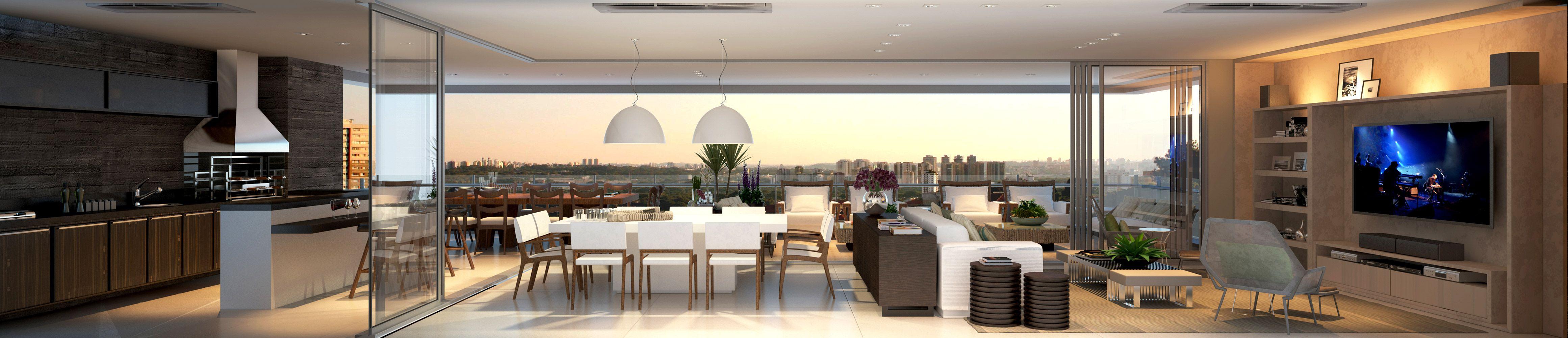 Helen – Apartamento Altíssimo Padrão Tatuapé com 374 m² 4 Suítes 6 Vagas »…