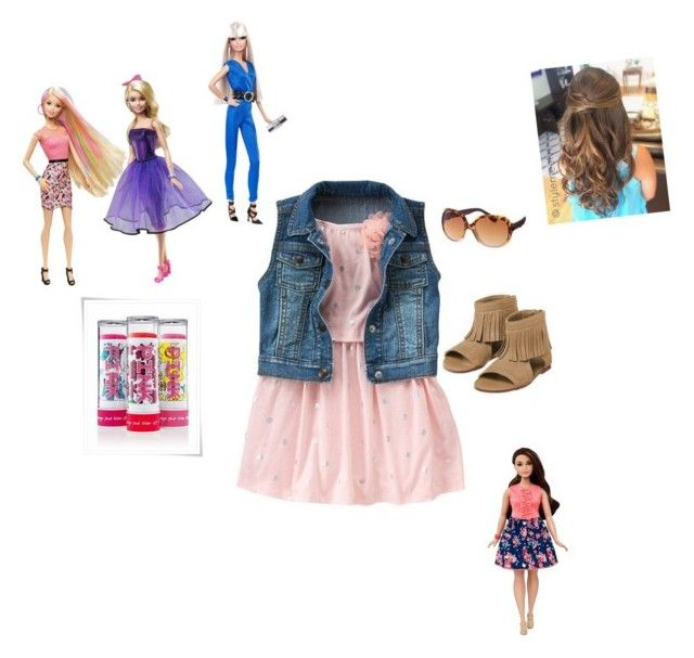 """""""going to the park"""" by madisonmiracle ❤ liked on Polyvore featuring Chapstick and Elvi"""