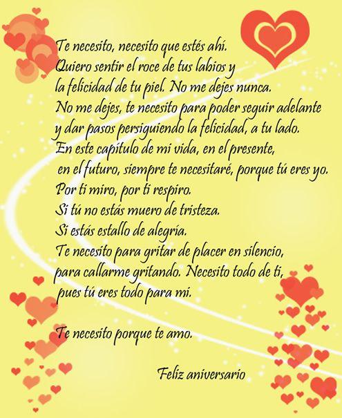 Frases De Amor Para Aniversario Reflective Phrases Frases