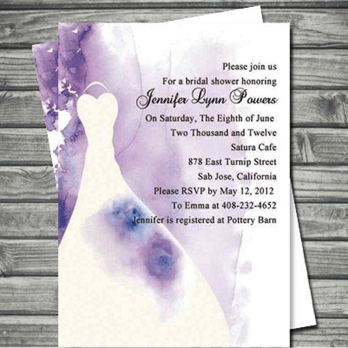Cheap Bridal Shower Invitations at Elegantweddinginvitescom