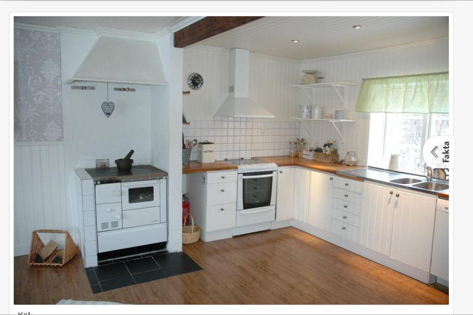 Country kitchen interior