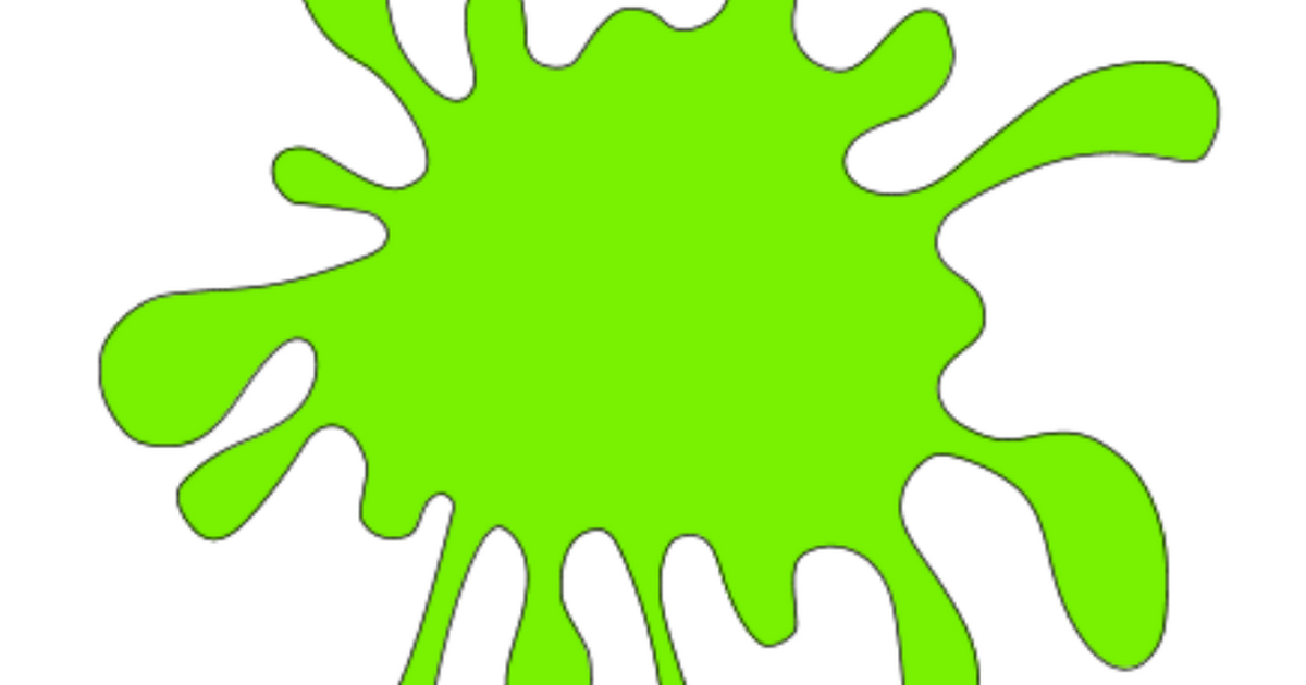 slime clipart splat green svg kids pinterest trash pack party rh pinterest com slime clipart png slime clipart black and white