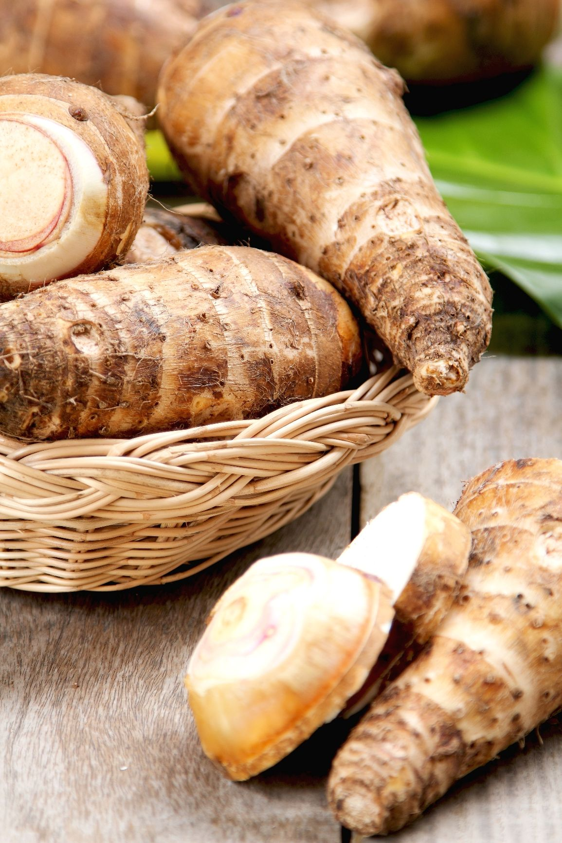 Tropical root and tuber crops : production, perspectives and future prospects