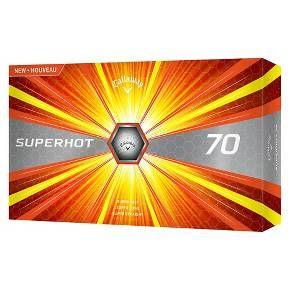 Callaway Superhot 70 Golf Ball
