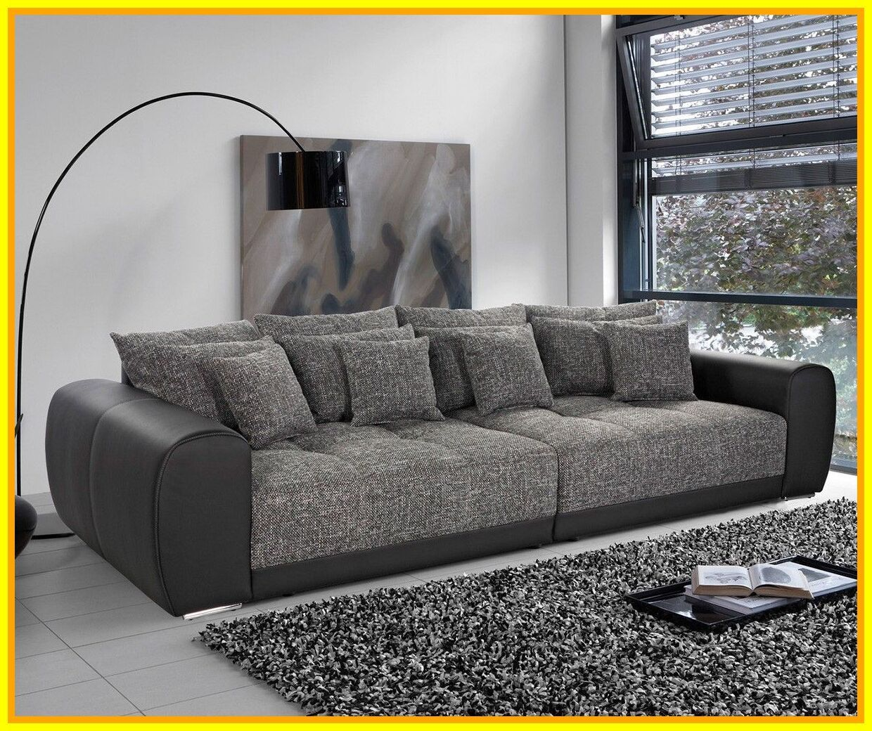 51 Reference Of Big Sofa Couch Kaufen In 2020 Big Sofas Sofa Home White Sofa Living Room
