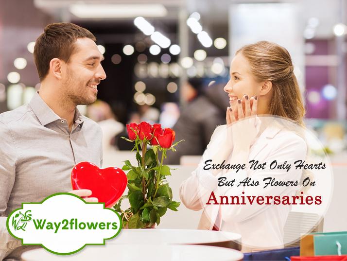 Online Flowers by Way2flowers