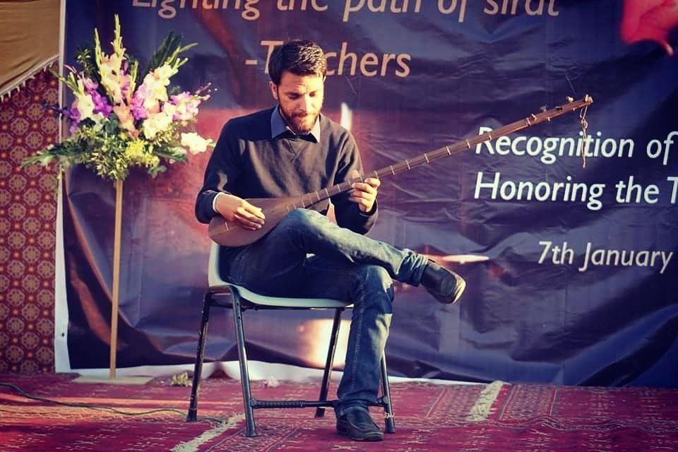 Chitrali Sithar Performance
