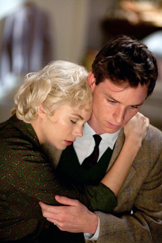 Eddie Redmayne in My week with Marilyn