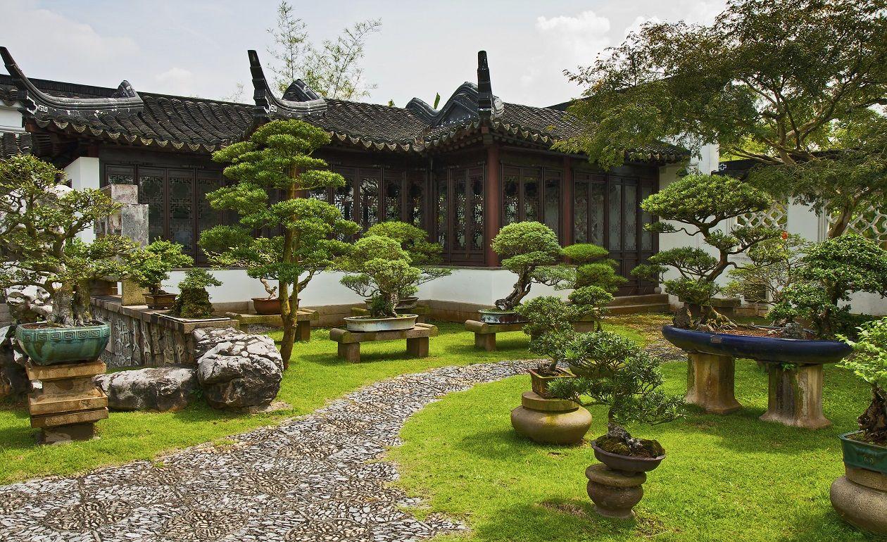 Ideas de decoración Feng Shui para el jardín | Feng shui and Patios