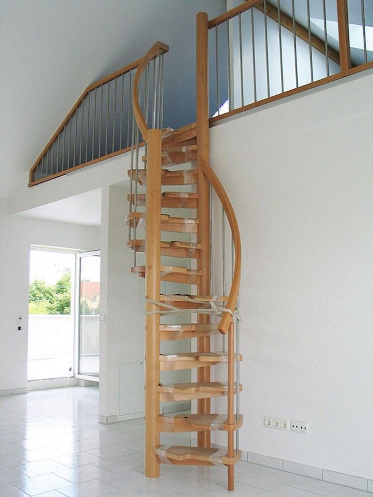 60 Awesome Loft Stair Ideas Small Room With Images Stairs