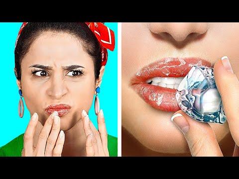 GENIALES TRUCOS DE BELLEZA DE BRICOLAJE    Trucos de maquillaje útiles por 123 GO! GOLD