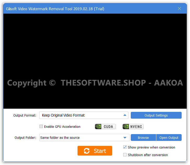 Gilisoft Video Watermark Removal Tool - Review & Up to 58% Off