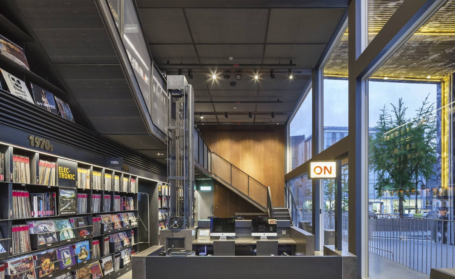 Library Architecture And Design A Worldwide Guide 조명