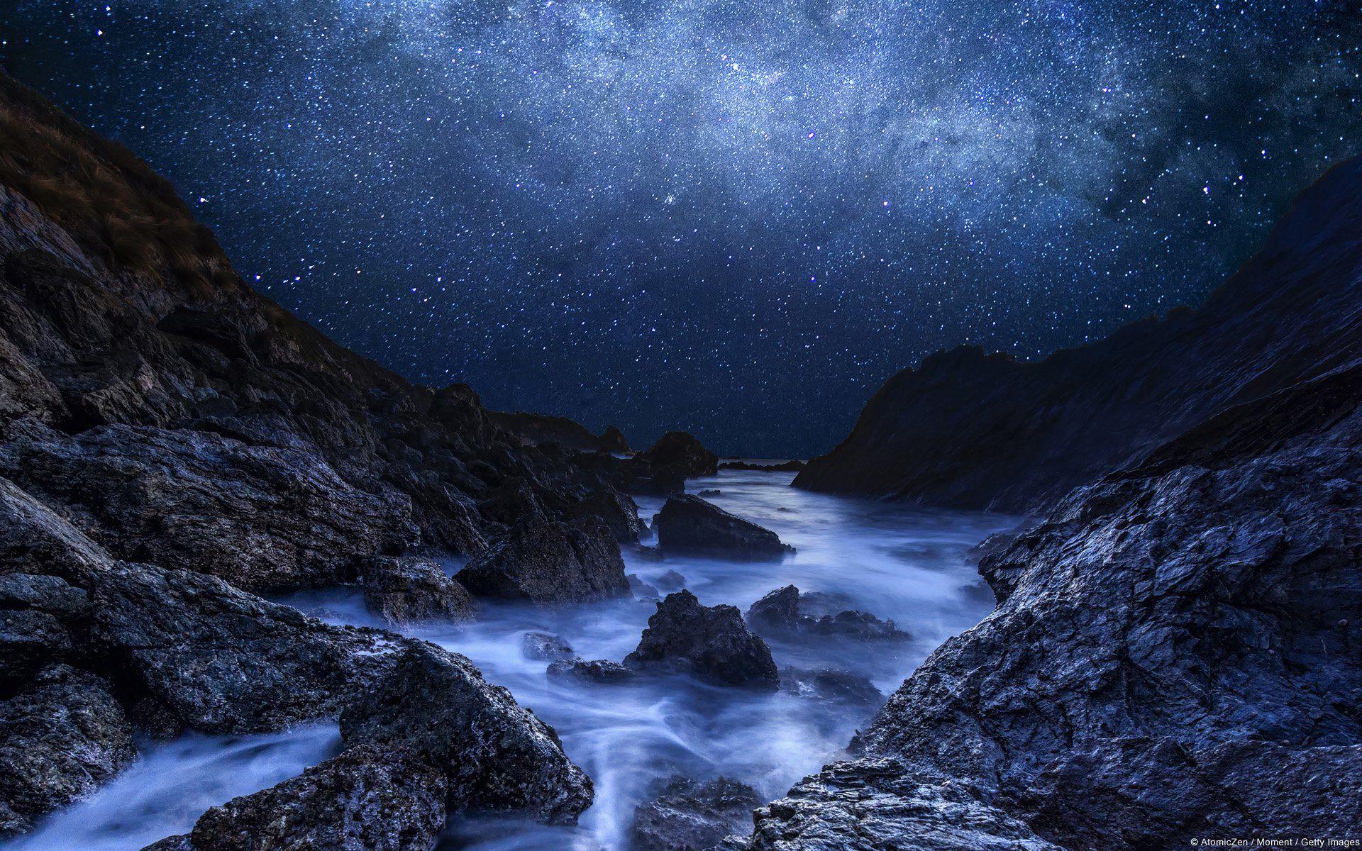 Top 10 Microsoft Resellers In Singapore Starry Night Wallpaper Wallpaper Nature