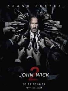 John Wick 2 Streaming Vf Complet Gratuit Thriller Movie John Wick 2 Movie Free Movies Online