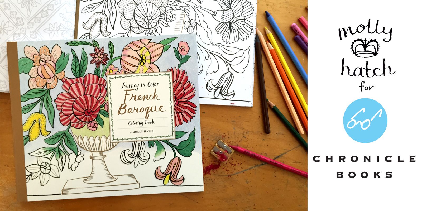Molly hatch is an artist designer using her imagination and love of