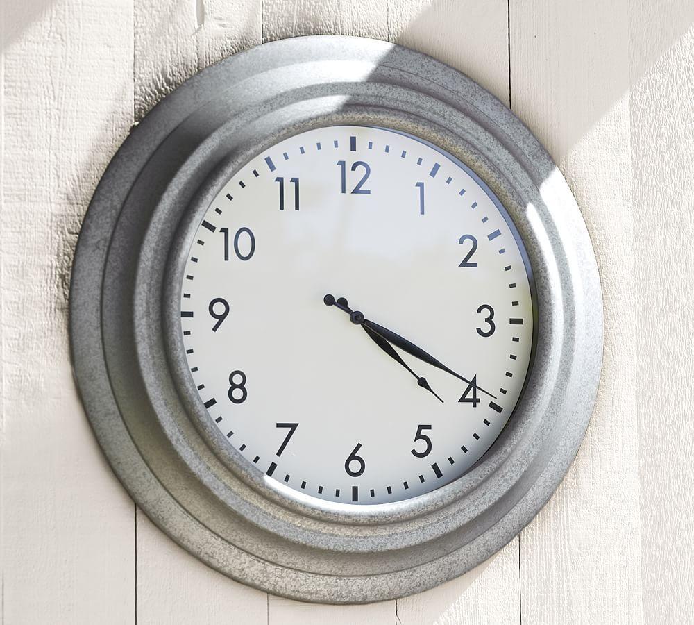 Pin On Outdoor Clocks