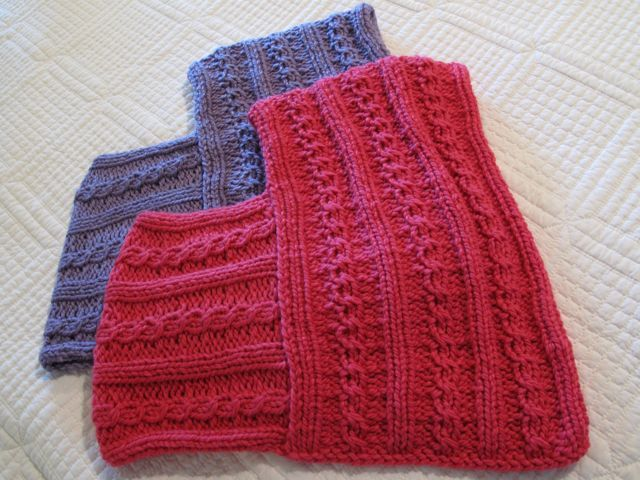 Little Girls Loom Knitted Ponchos Diy Maven Knitting Looming