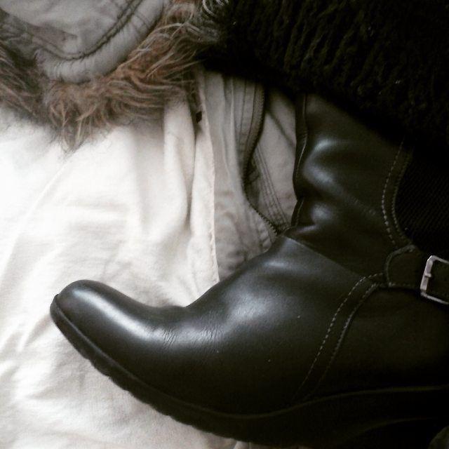Winter mood #winter #fashion #ootd #boots #warm #boots #mood