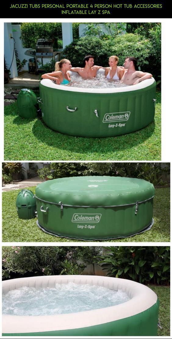 Jacuzzi Tubs Personal Portable 4 Person Hot Tub Accessories ...