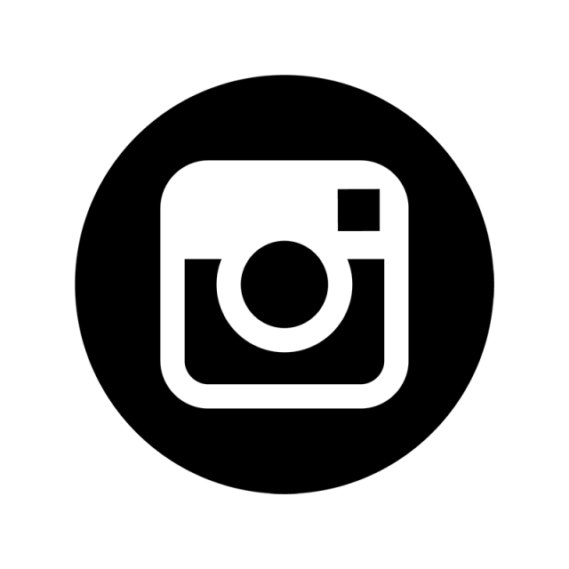Instagram Black White Icon Ig Icon Instagram Logo Social Media Icon Png And Vector With Transparent Background For Free Download Instagram Ikon Ilustrasi