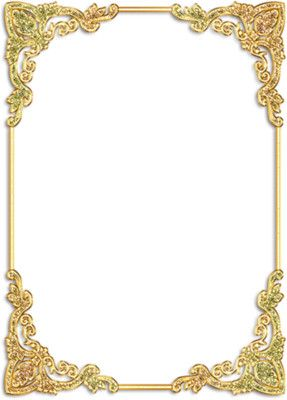 Pin By Carol White On Golds Frame Clipart Borders And Frames Vintage Frames