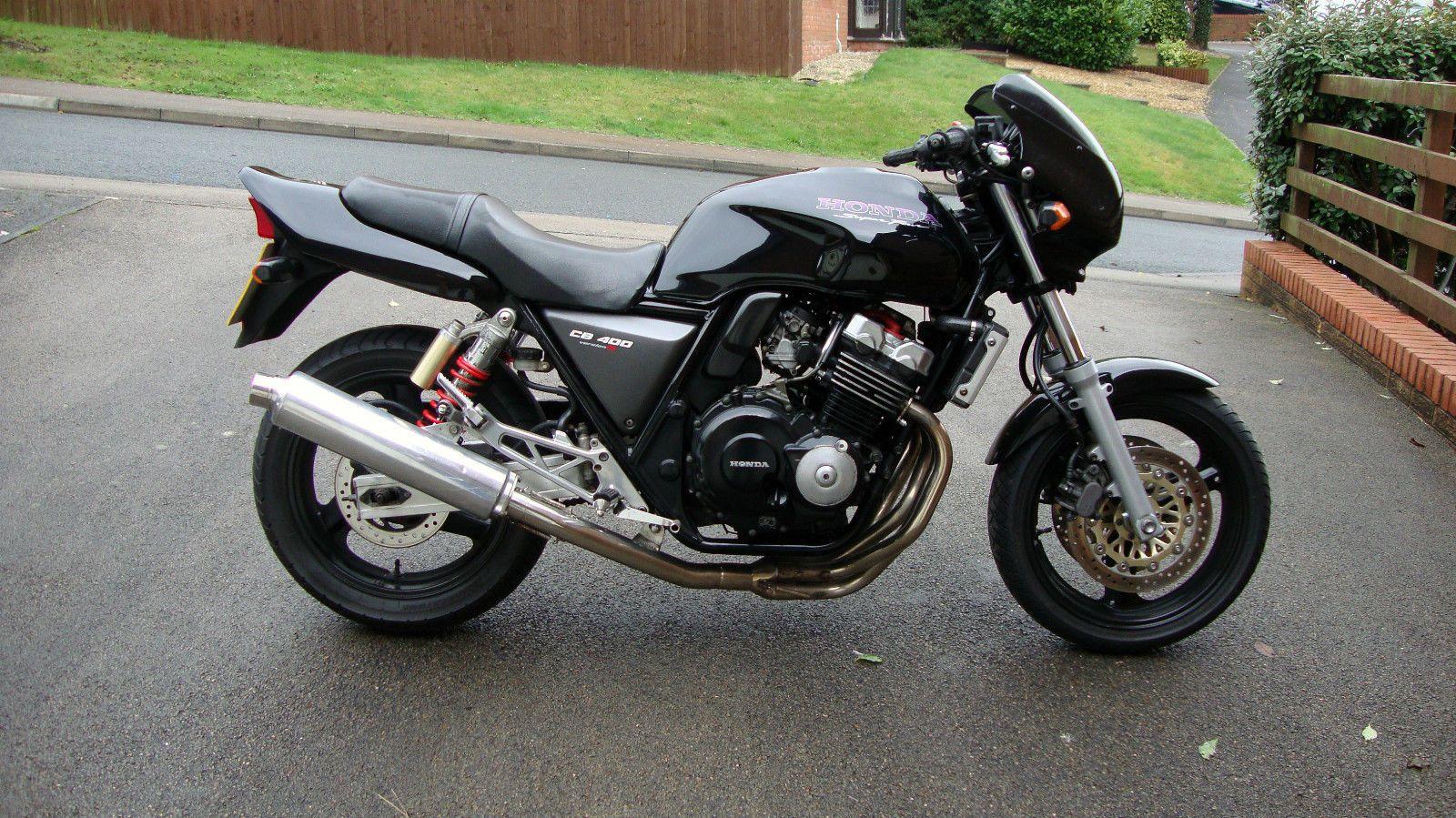 honda cb400sf-r - 1996
