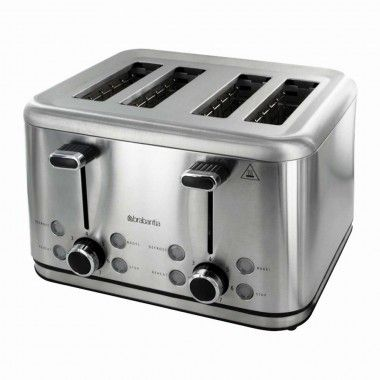Search Results For Brabantia Stainless Steel Toaster Toaster