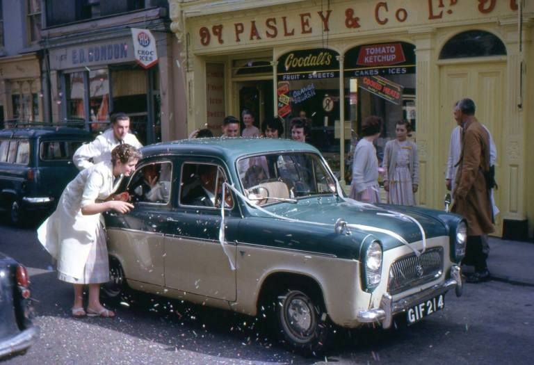 Wedding Car In Youghal Old Photos Kissing The Blarney Stone Early Photos
