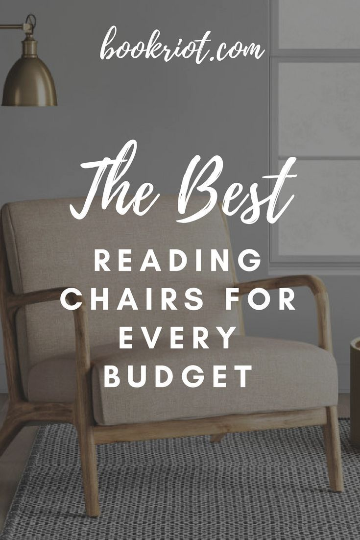 The Best Reading Chairs For Every Budget Chair