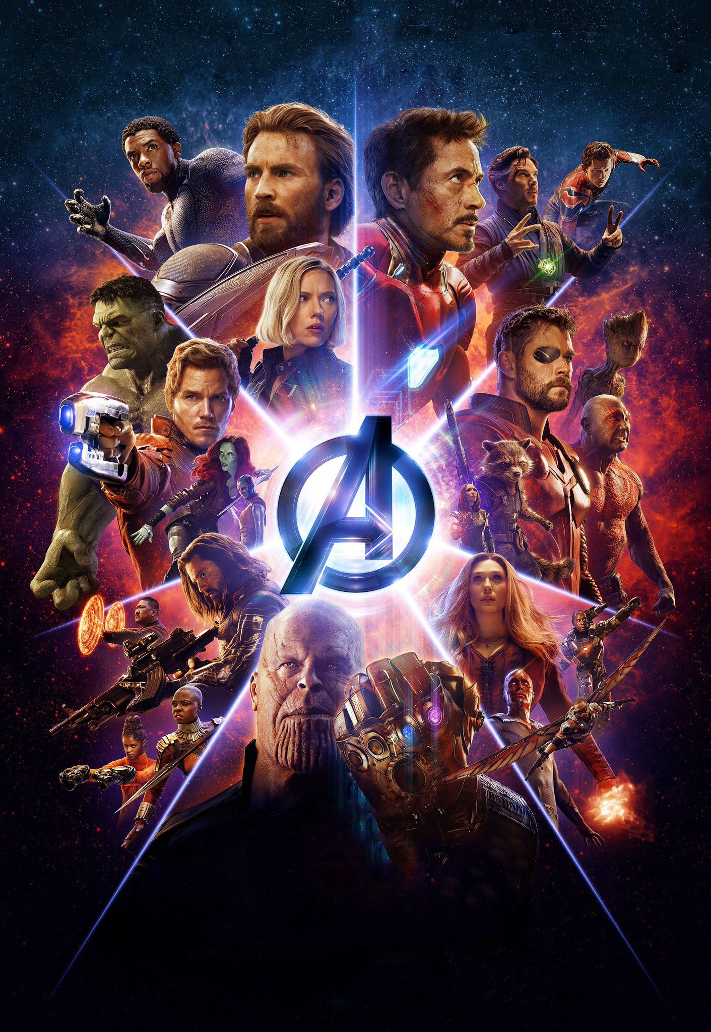 Avengers Infinity War Textless Imax Poster Avengers Film Avengers Film Posters Avengers