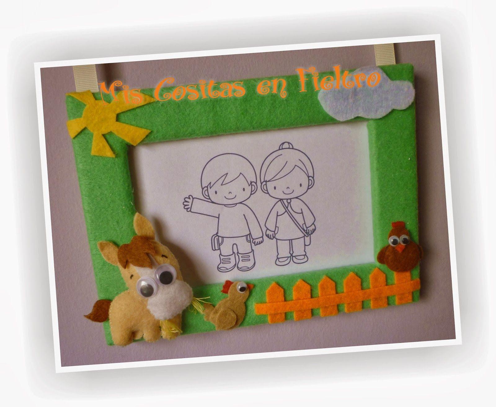 MARCO TRIPLE COLGANTE ANIMALES DE LA GRANJA | Love <3 p.lenci en ...