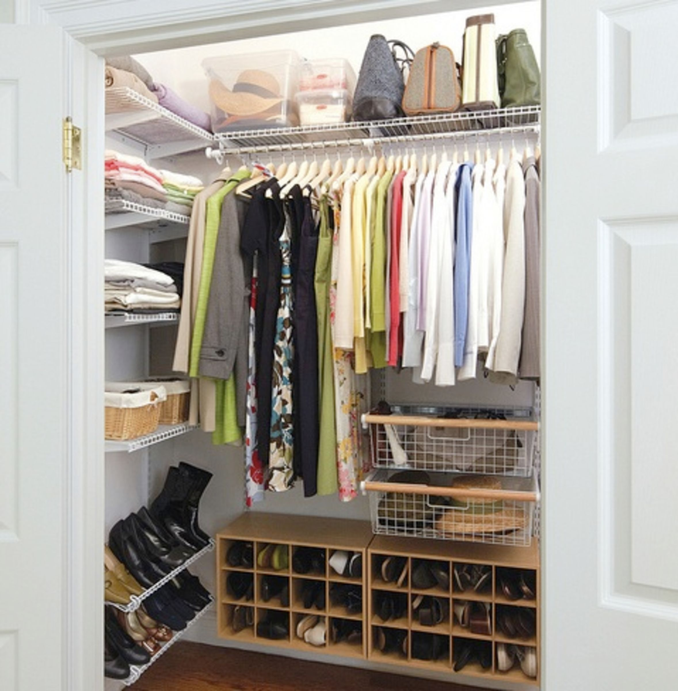 of room campus pin dorm space door the away shoes get saver pile organizer rid piled front closet essentials over hanging in your shoe