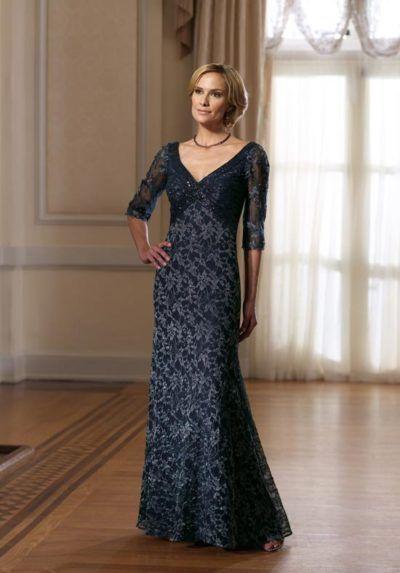 ab829d6a61f3 vestidos de festa para senhoras de 50 anos casamento | Vestidos de ...