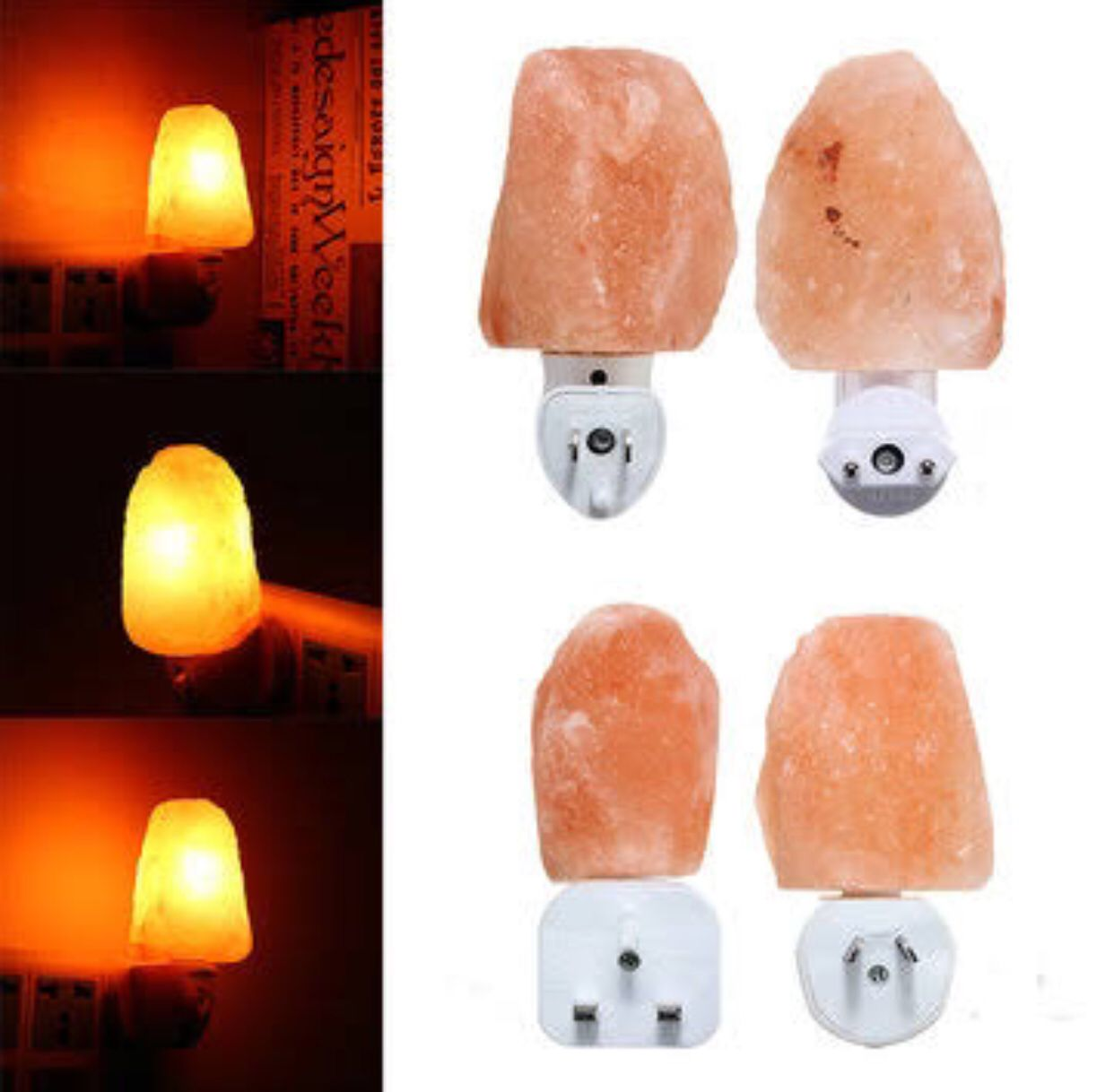 We Are Manufacturers And Exporters Of Himalayan Salt Products Especially Himalayan Salt Night Lamp For Further Details You M Lamp Night Light Natural Crystals