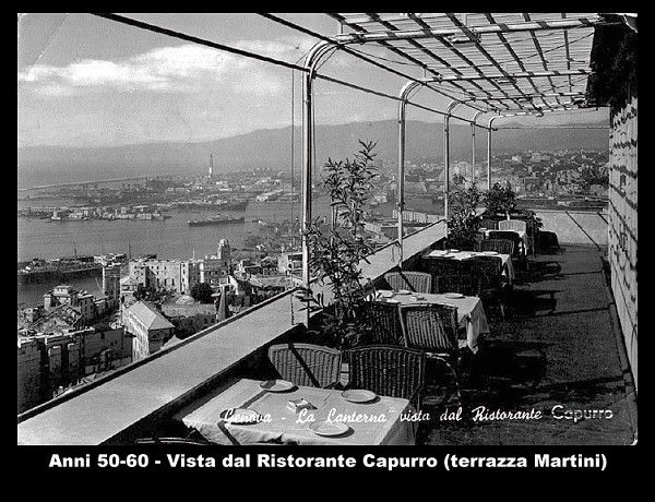 Ristorante Capurro (Terrazza Martini) | in the mood for travel ...