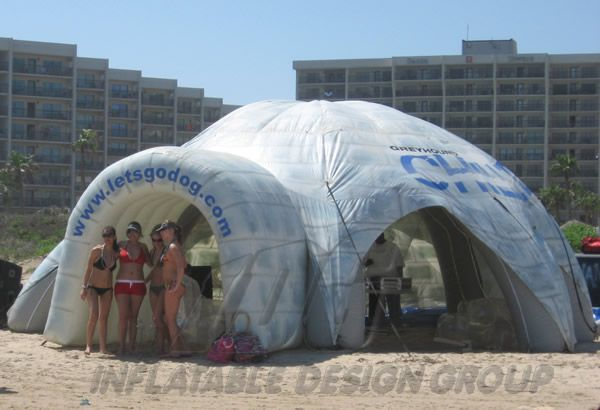 Inflatable Tents and Pavilions make life easier for special events promotional tours and much more! Inflatable tents can be transported from event to event & Inflatable-Igloo | air house | Pinterest | Pavilion and Tents