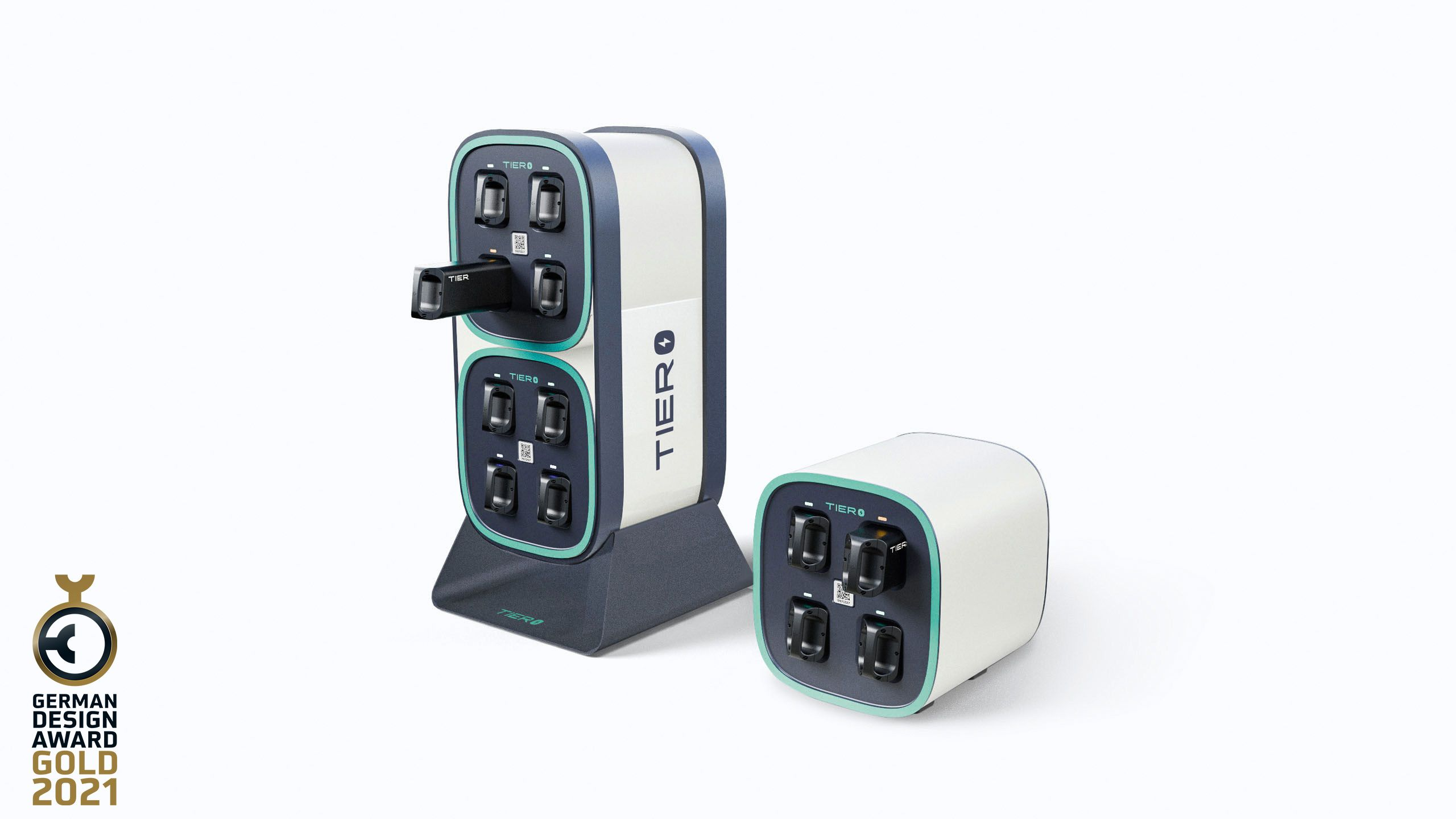 The Powerpod Is A Versatile Battery Swap Station For Micromobility Designed To Revolutionise How Sha Technology Accessories German Design Trending Accessories