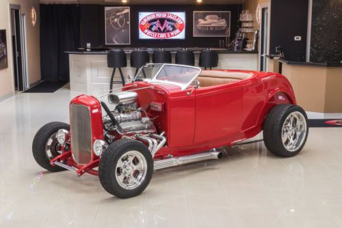 Ford Roadster Street Rod Ford Roadster Roadsters 1932 Ford Roadster
