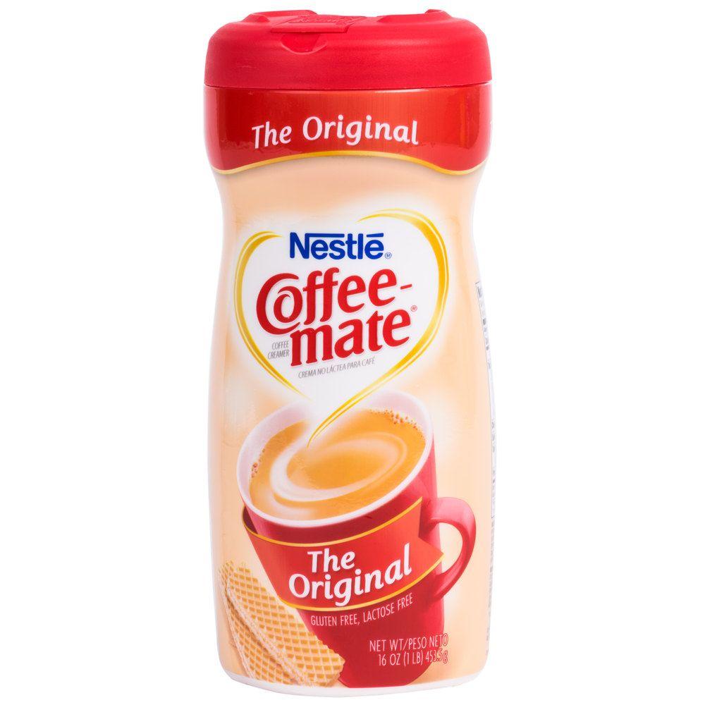 Nestle Coffee Mate 16 Oz Original Coffee Creamer Shaker 12 Case