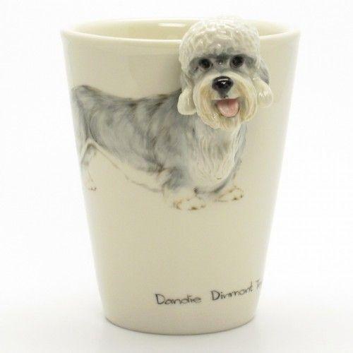Dan Dinmont Terrier Mug 00001