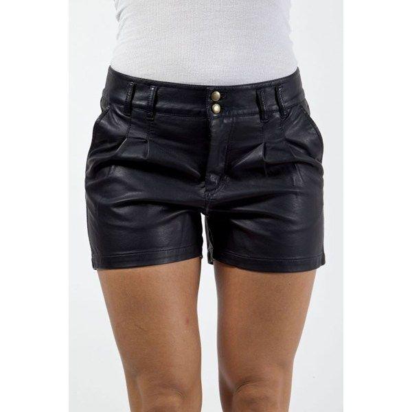 Verwonderlijk leren korte broek | Korte broeken in 2019 - Broek vrouwen, Broeken CL-85