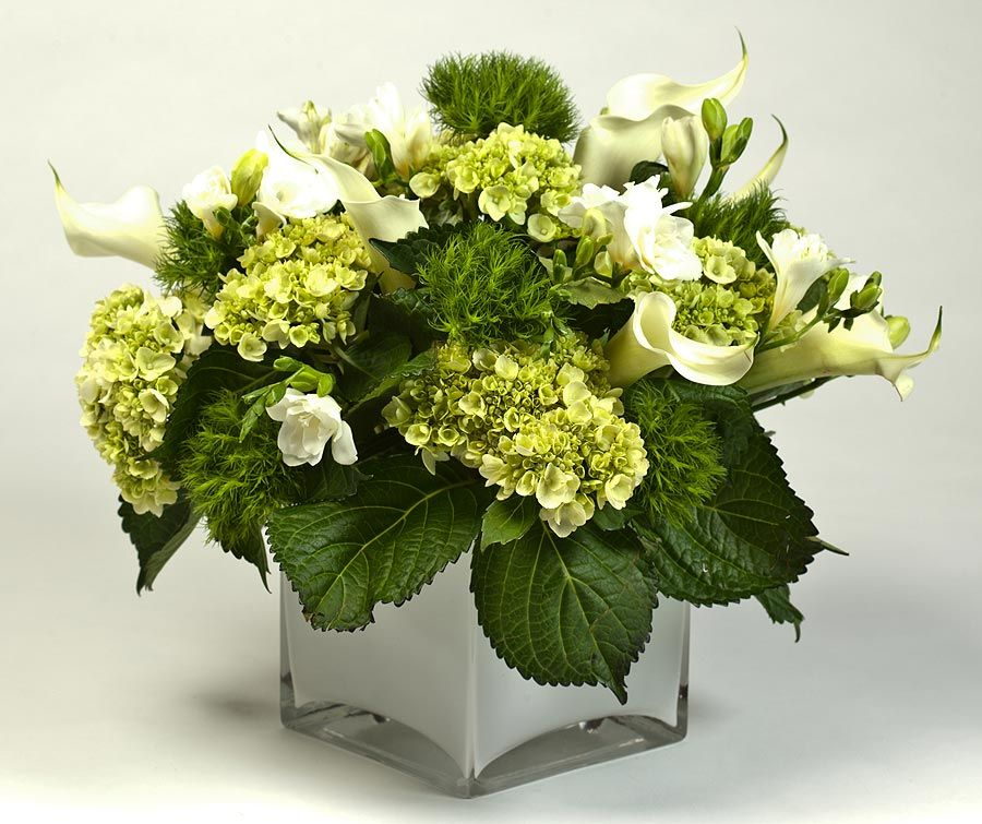 Flowers by special arrangement in
