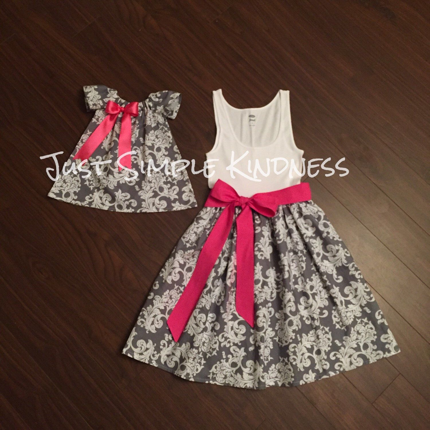 2909031686337 Mommy and Me Dress, Mommy and Me Outfits, Mother Daughter Matching ...