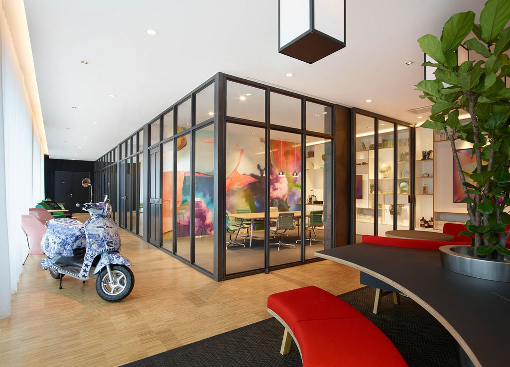 societyM Meeting Rooms #citizenM #Schiphol #design #hotel - design hotel citizenm london