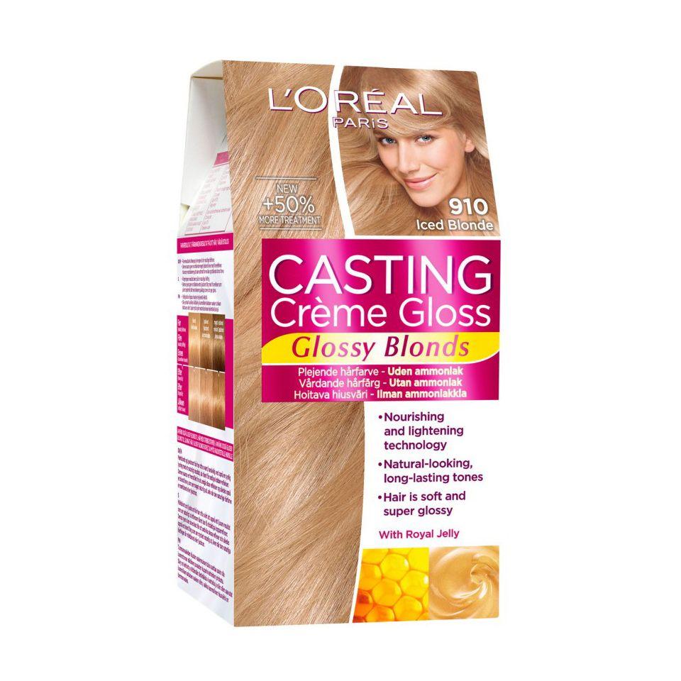 Loreal hair color quiz - Loreal Paris Casting Cream Gloss 910 Iced Blonde Https Www Transfashions Com En Beauty Health Hair Care Hair Colors Loreal Hair Colors Loreal Paris