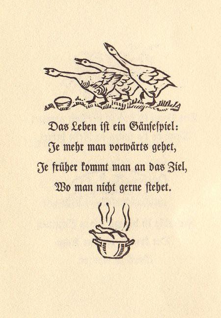 goethe spreuken Spreuk van Goethe: Het leven als Ganzenbordspel.   Goethe  goethe spreuken